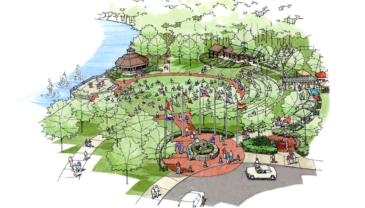 Coe Lake Park 1